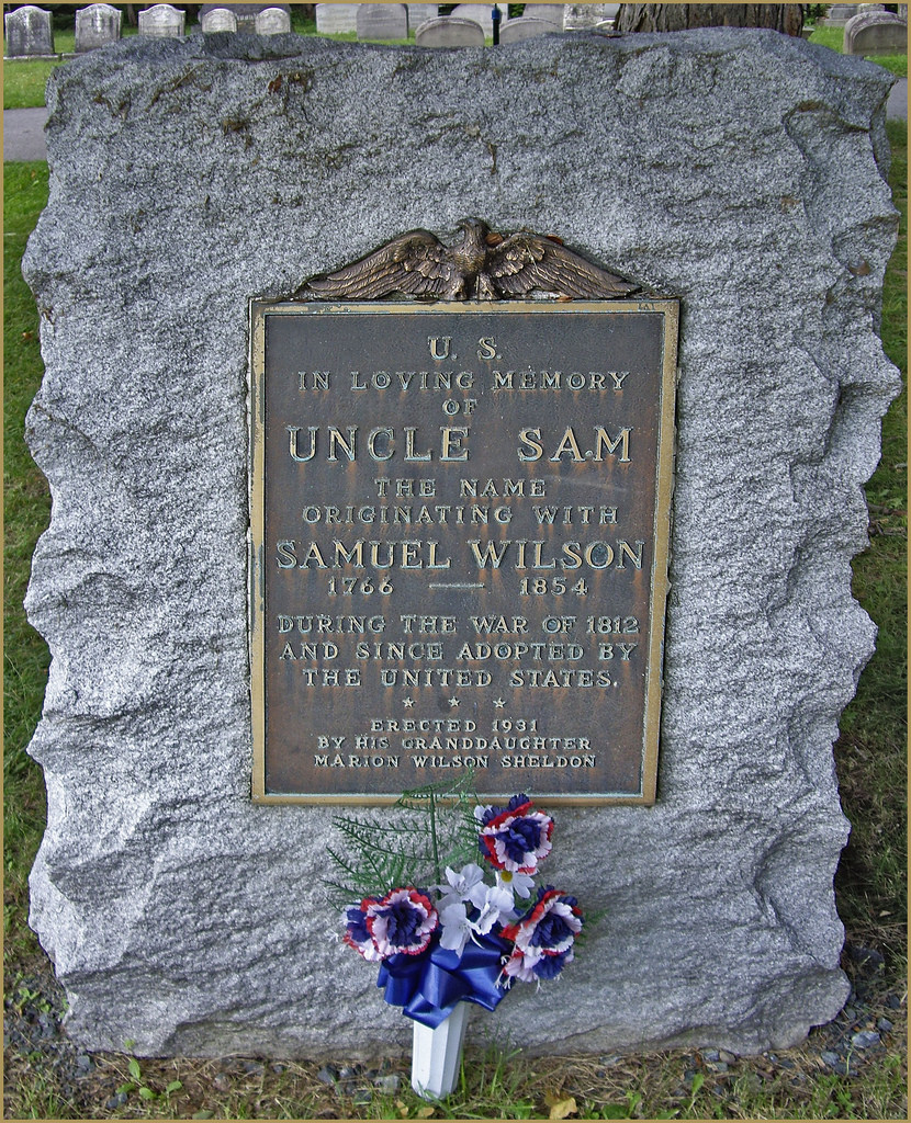 Grave of Uncle Sam