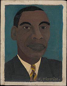 """Self-Portrait II,"" painted in 1944."