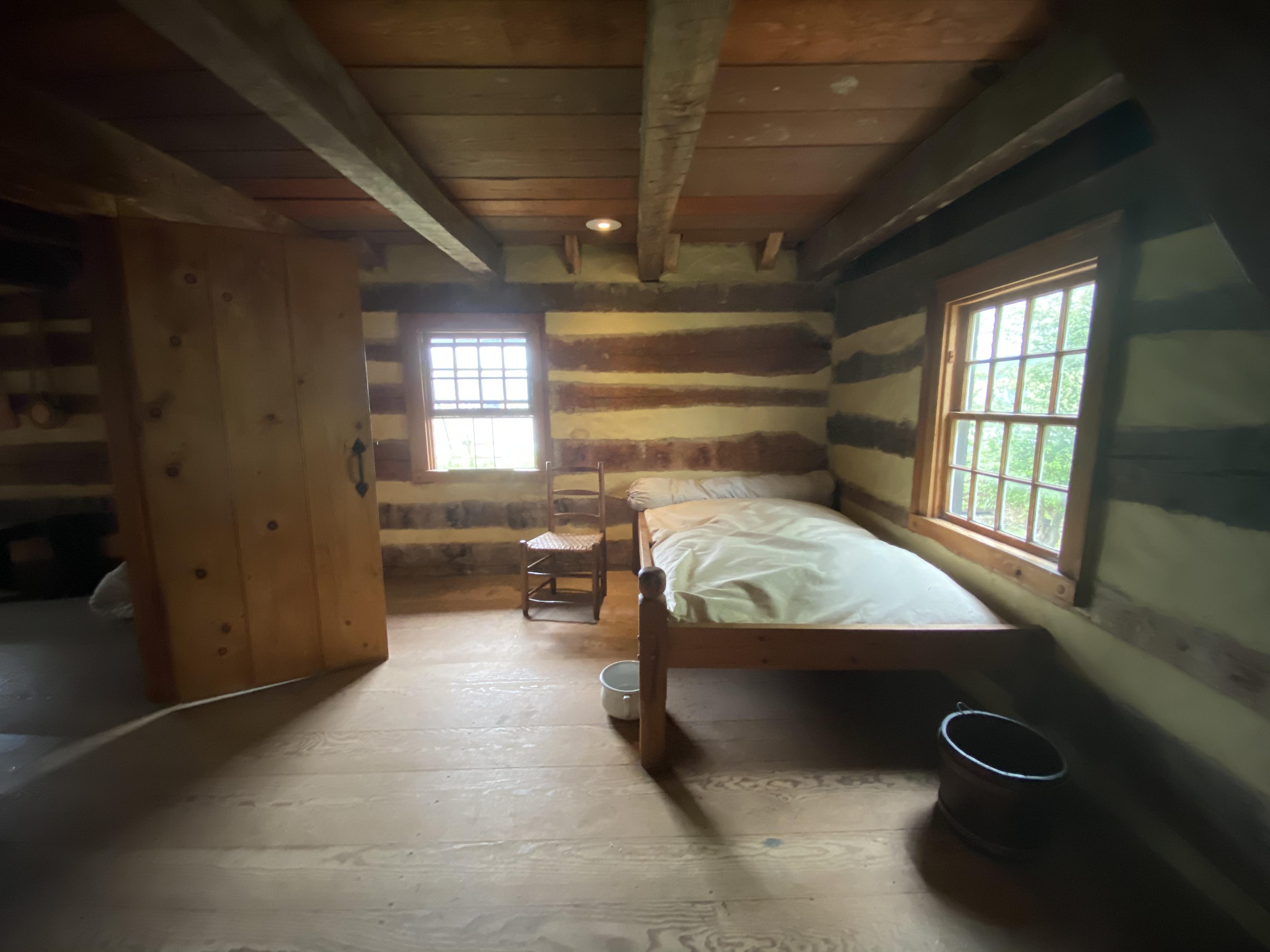 The travelers bedroom