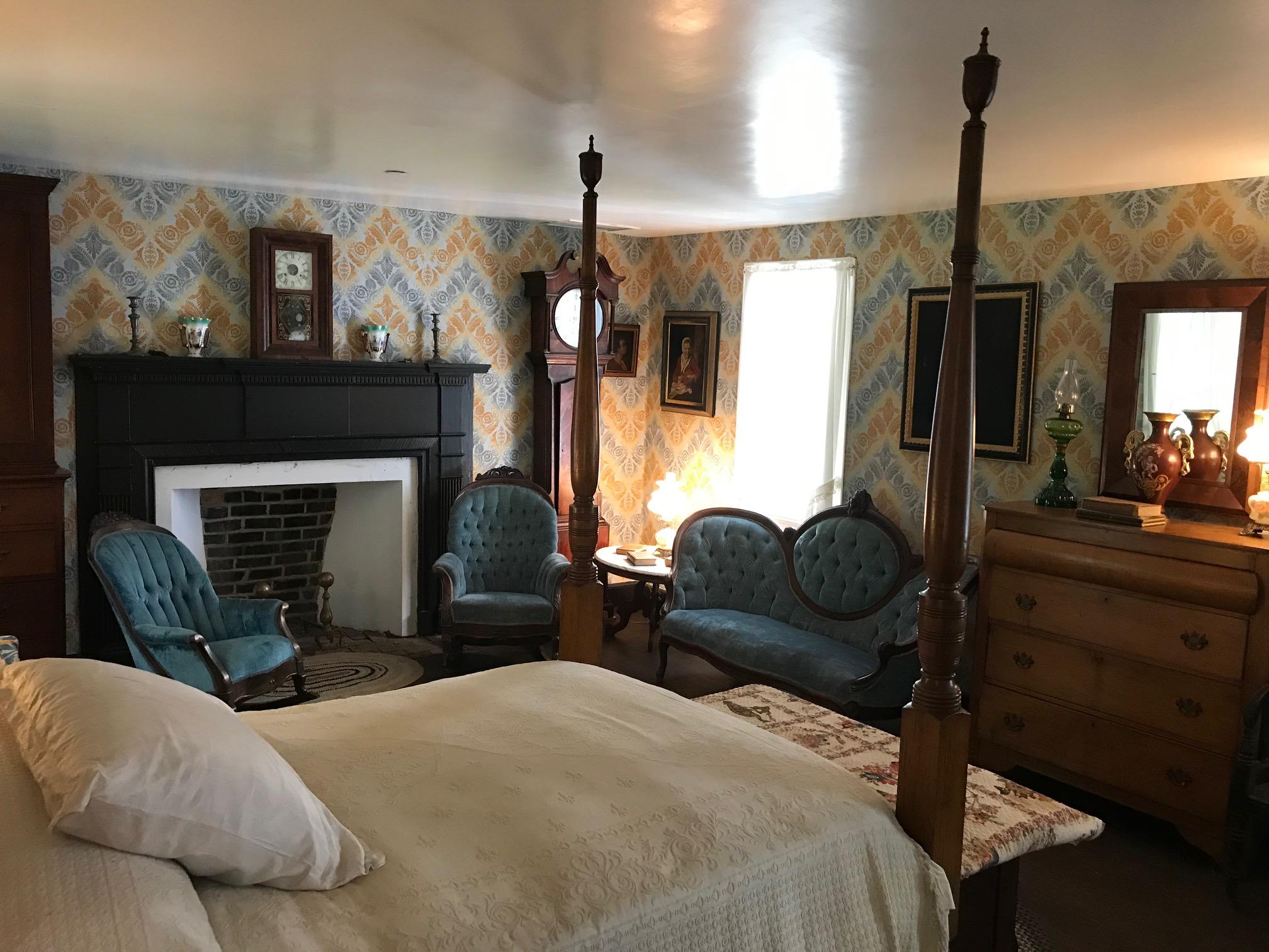 Andrew Pickens Calhoun Bedroom