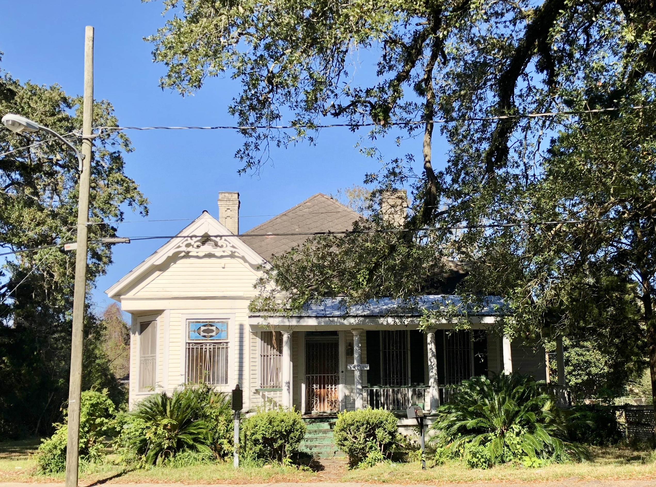Christopher First Johnson House