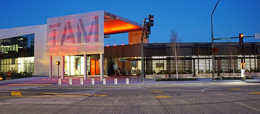 The Tacoma Art Museum was established in 1935 and moved to this location in 2003. Its collection centers on Northwestern American art but also includes art from the rest of the country, as well as European art and Japanese woodblock prints.