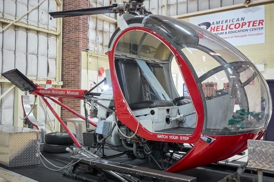 Hughes 269A / TH-55A Osage