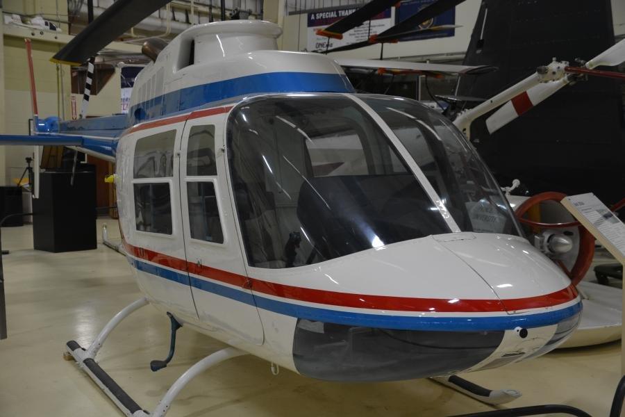Bell 206A JetRanger
