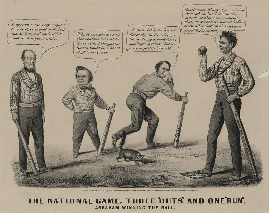 "The National Game, Three ""Outs"" and One ""Run"""