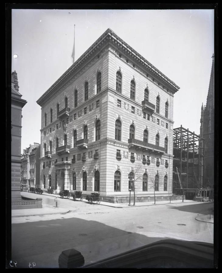 The University Club of New York, 1905
