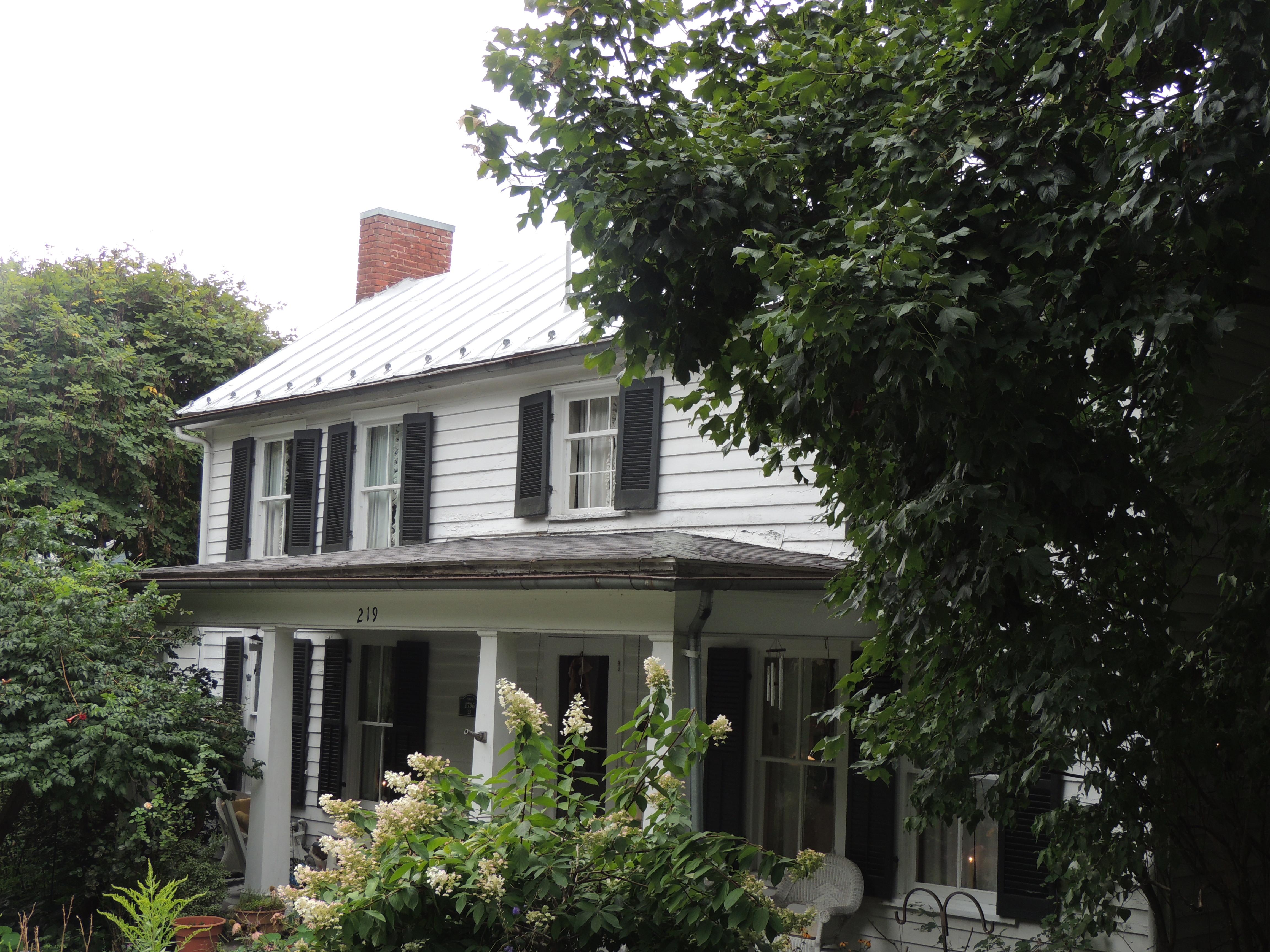 Thomas Pare House