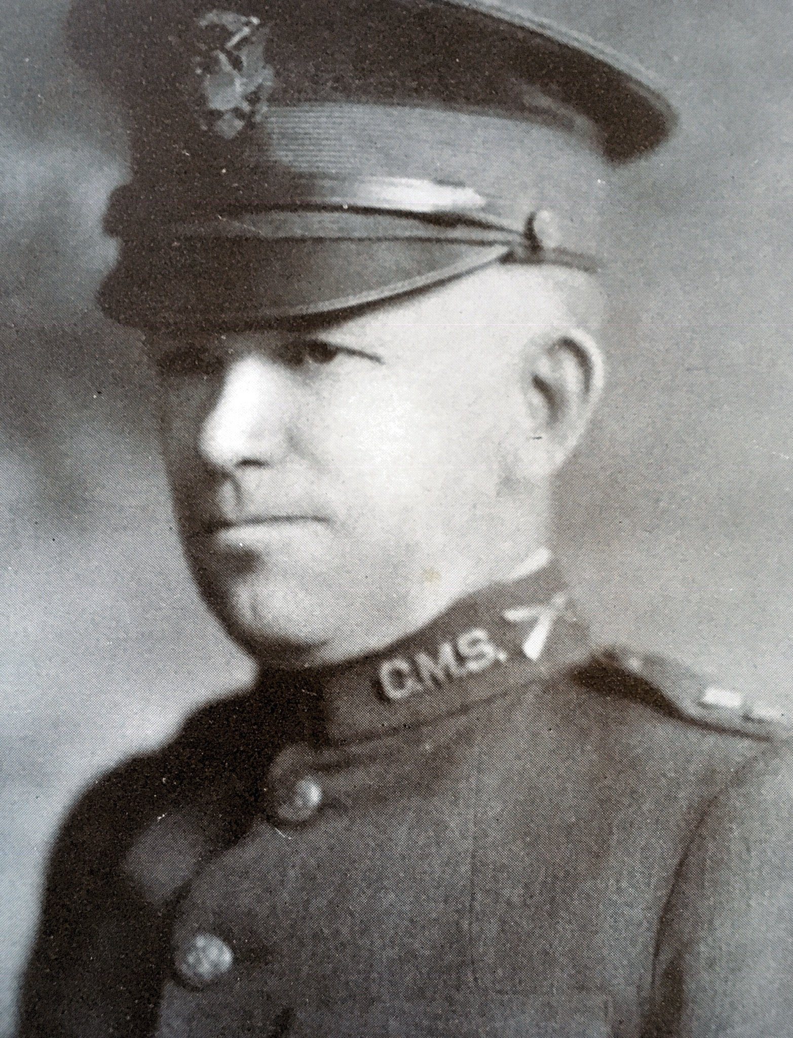 H. B. Moore from 1925 Greenbrier Military School yearbook.
