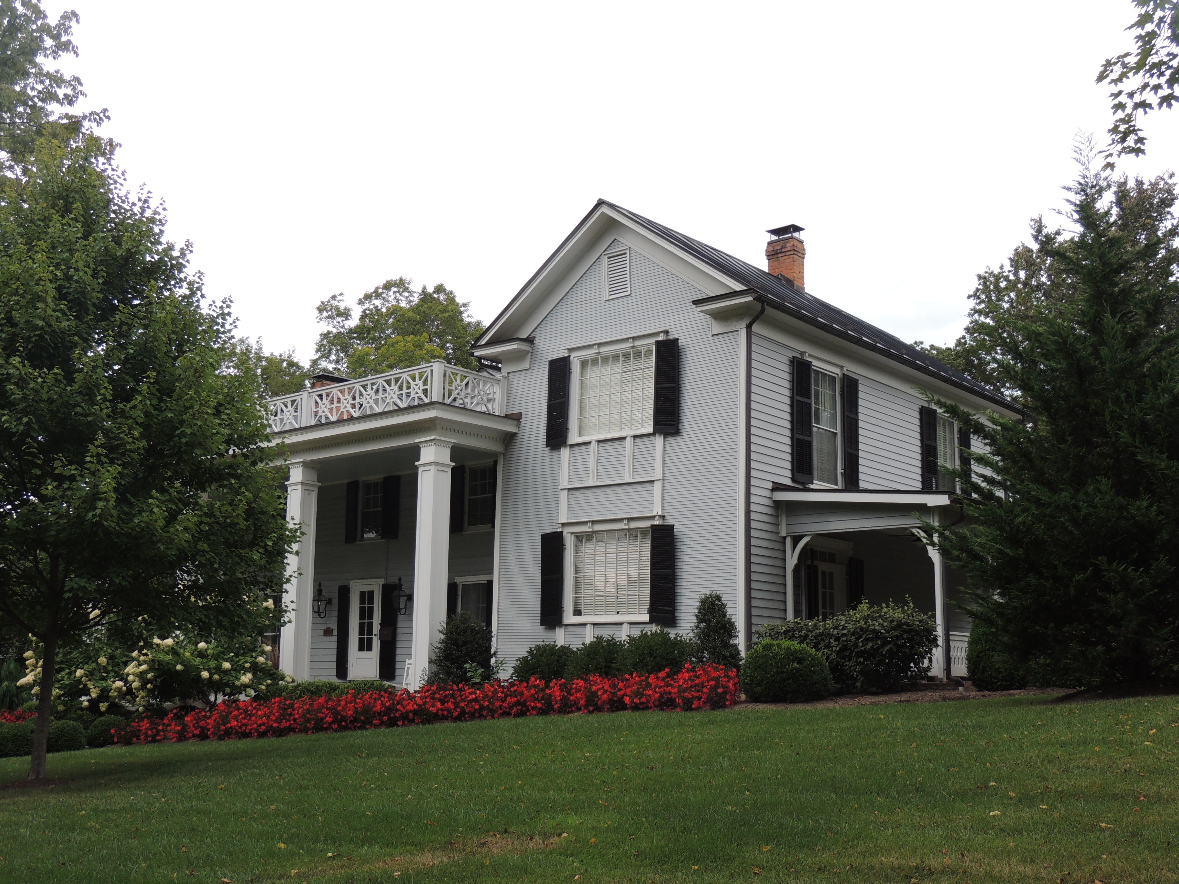 Benjamin Carmin Tavern-Mathews House
