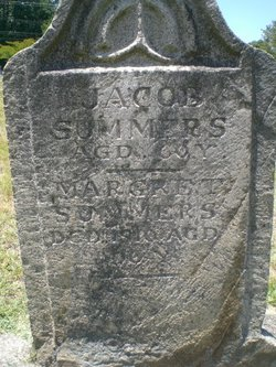 Jacob Summer's Grave