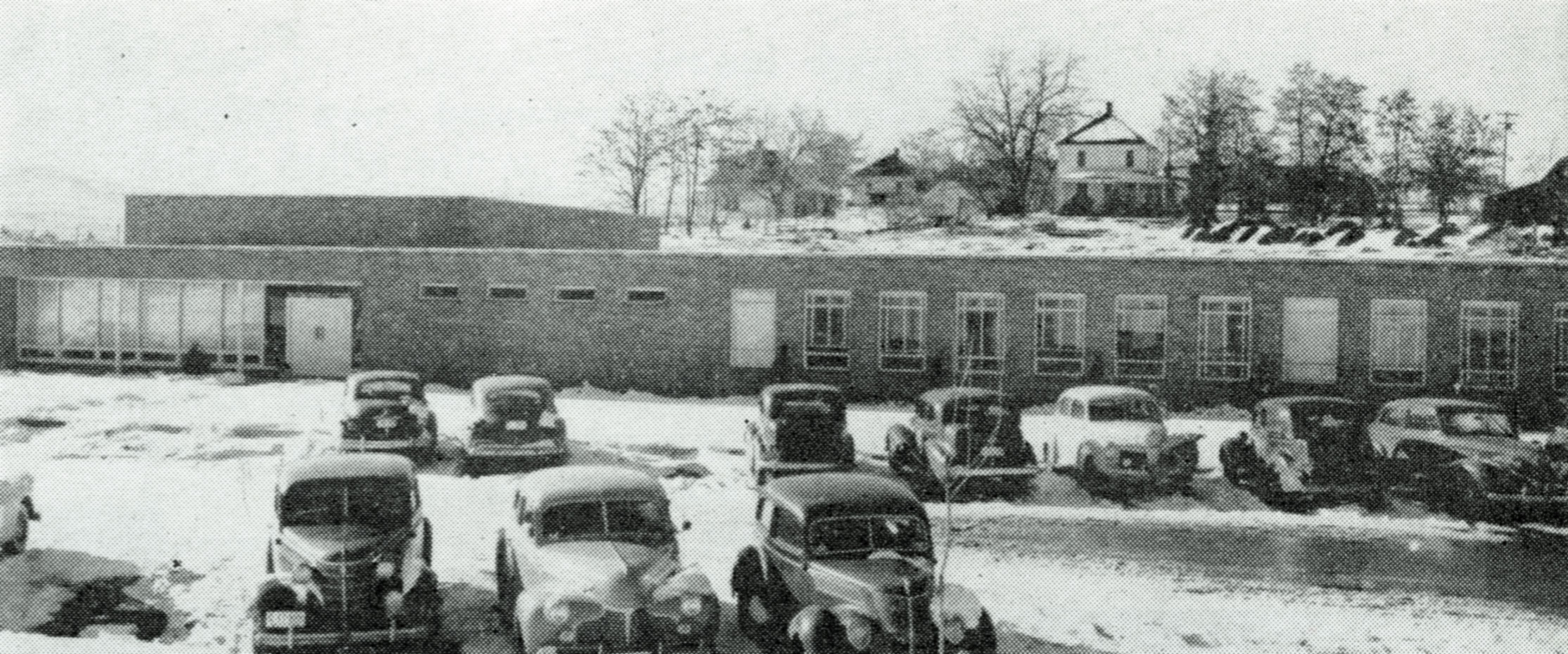The Rowles Music Building 1950