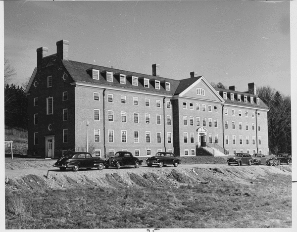 Mills House, ca. 1950s.