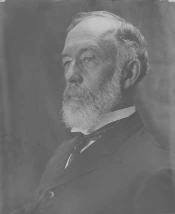 George F. Mills, photograph, July 21, 1906.