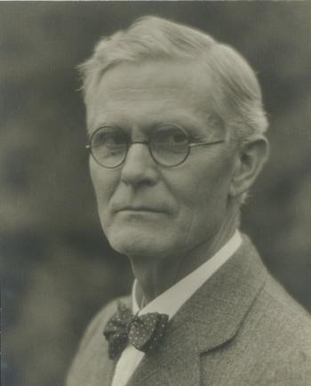 Walter W. Chenoweth, 1927.