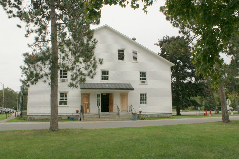 The Main Meeting House