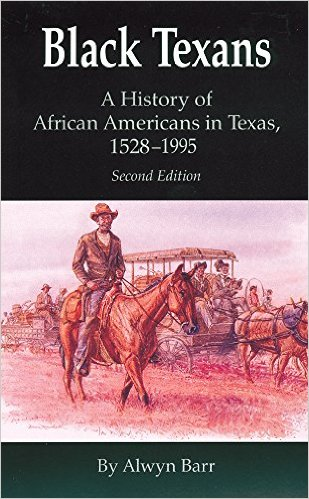 Learn more about African American history in Texas with this book from the University of Oklahoma Press.