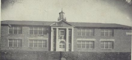 The Old Poca High School was constructed at this site in 1926
