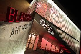 The Blaffer Art Museum opened in 1973 and features art dating from ancient times to today.