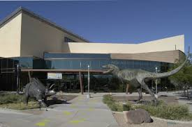 The New Mexico Museum of Natural History & Science was founded in 1986.
