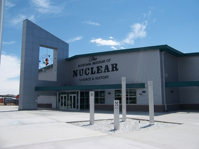 The National Museum of Nuclear Science & History was originally established in 1969 to teach visitors about nuclear energy and its impact on the world.