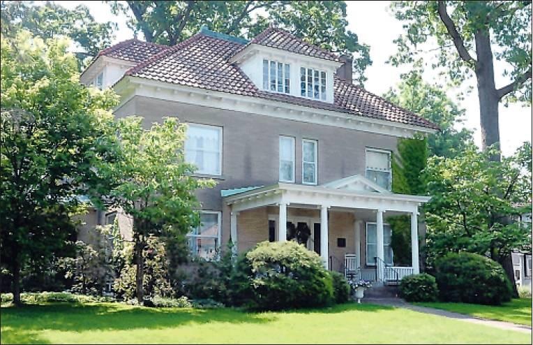 Irving Langmuir house