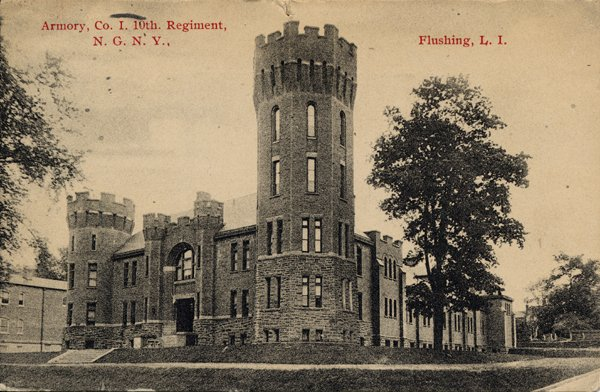 Old Picture of Armory