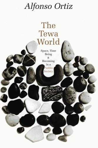 """The Tewa World: Space, Time Being and Becoming in a Pueblo Society""-click the link to learn more about this book by anthropologist Alfonso Ortiz."