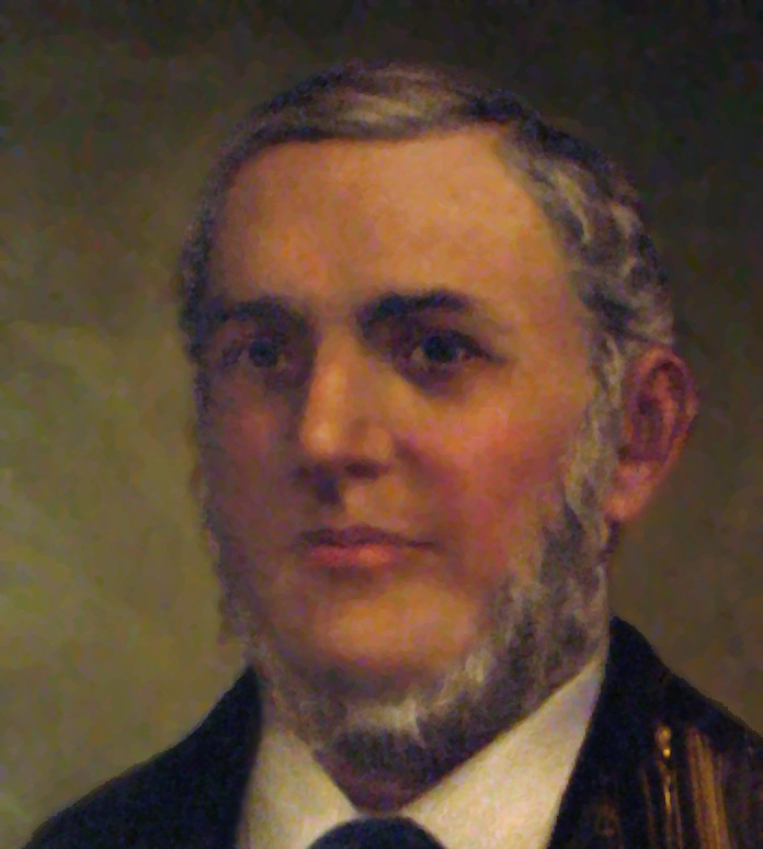 """Thomas C. Reynolds had been Missouri's Lt. Governor before secession. When his governor died awaiting the opportunity to """"reclaim"""" Missouri, Reynolds, a notoriously ambitious career politician, jumped at the chance to govern."""