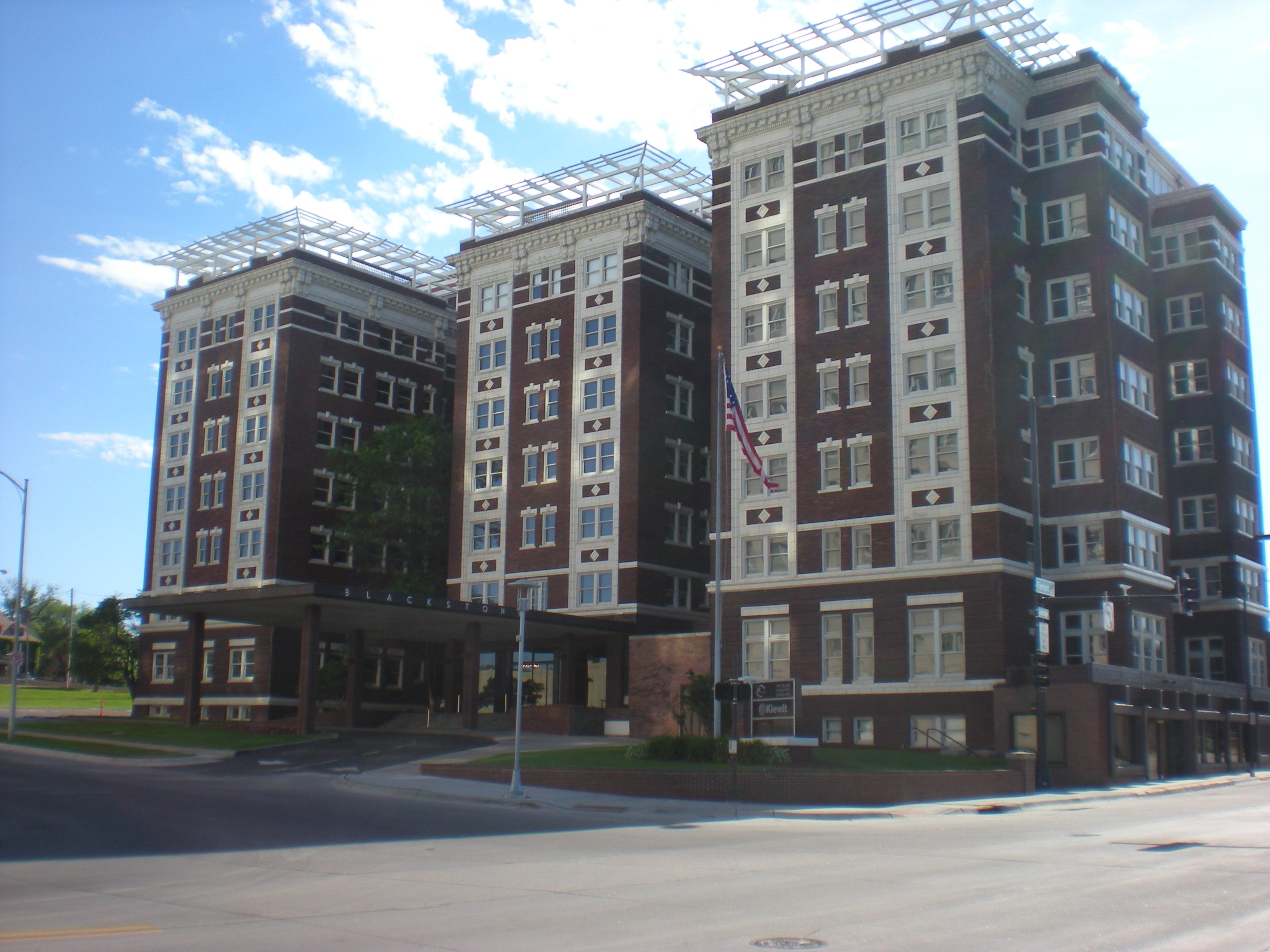 Blackstone Building, 2010.