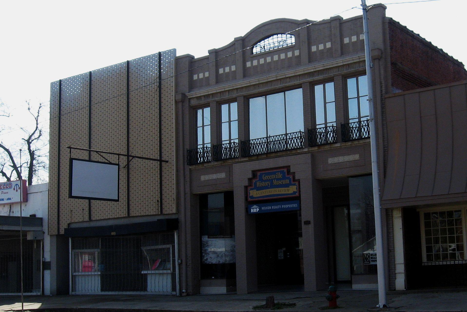 Greenville History Museum