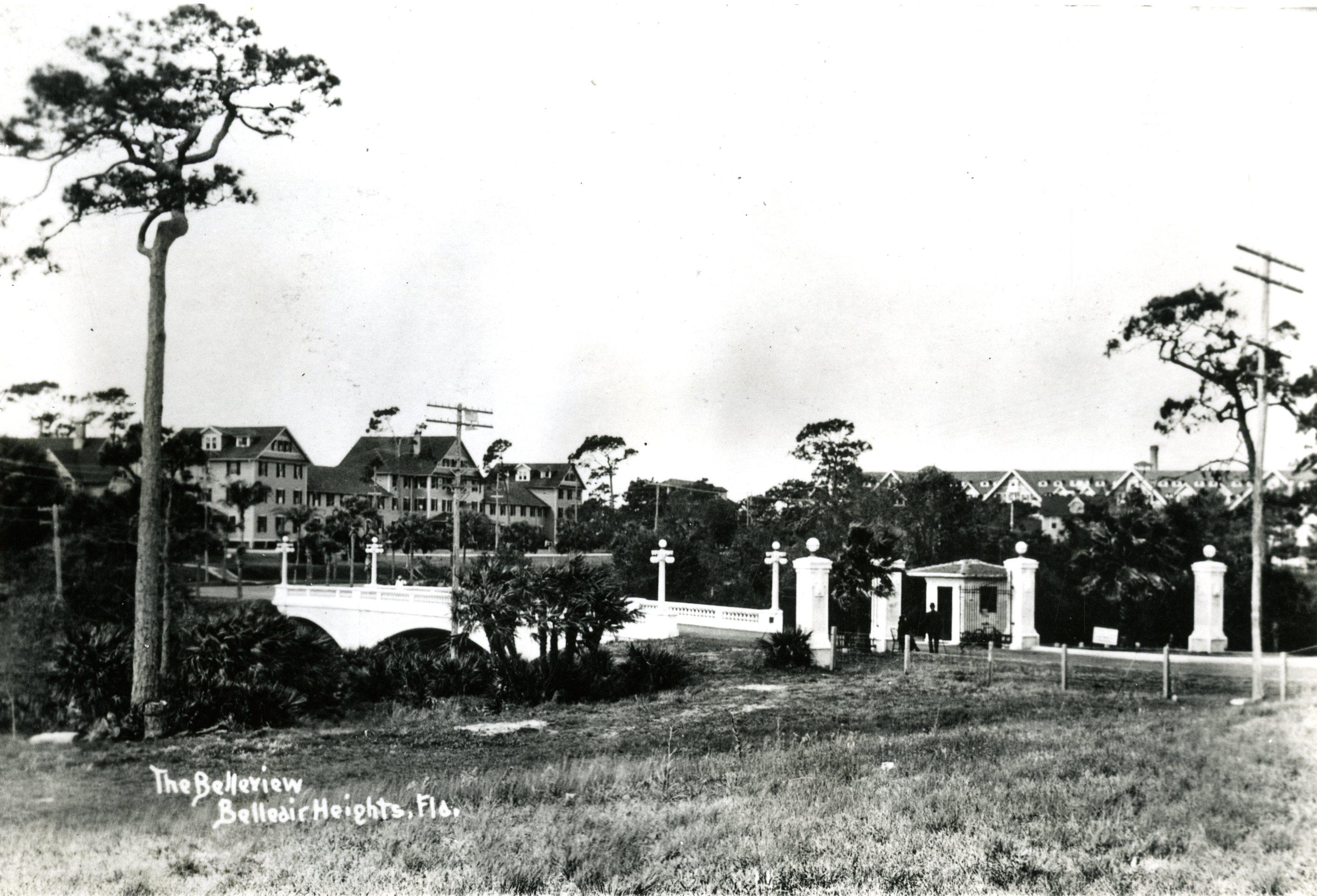 Belleview-Biltmore Hotel, Belleair, Florida, circa 1920.