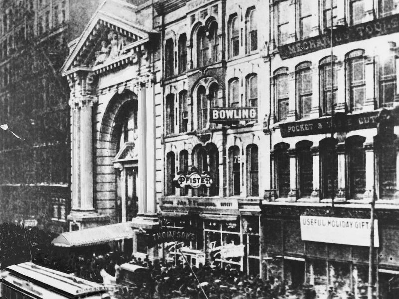 The Iroquois Theater