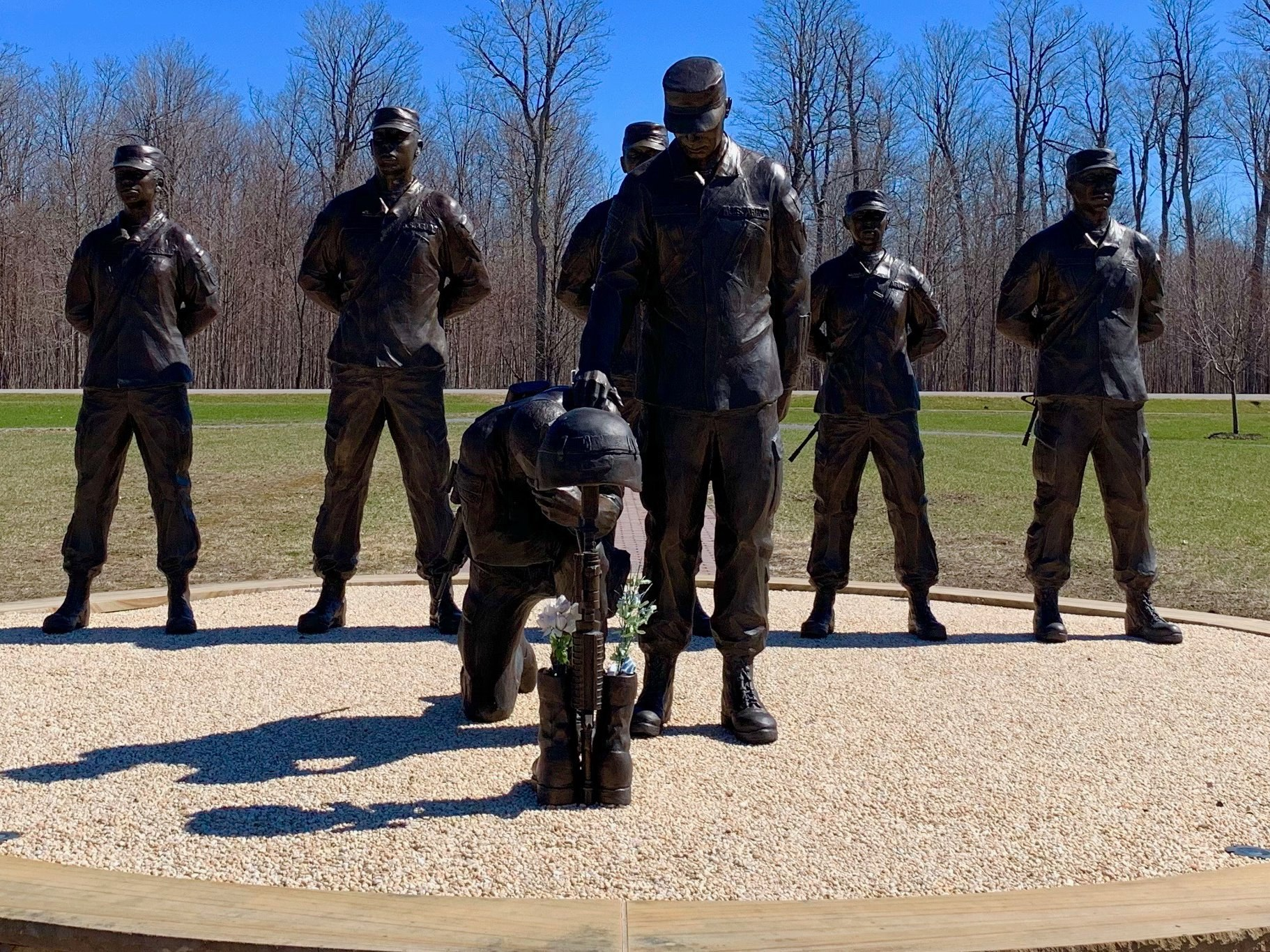 Soldier, Military, Statue, Memorial