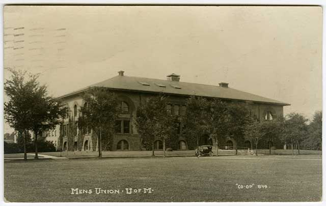 Nicholson Hall around 1908, when it was still the Chemical Laboratory Building