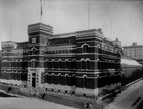 20th Century Picture of Armory