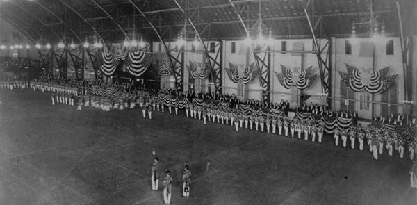 20th Century Drill Hall