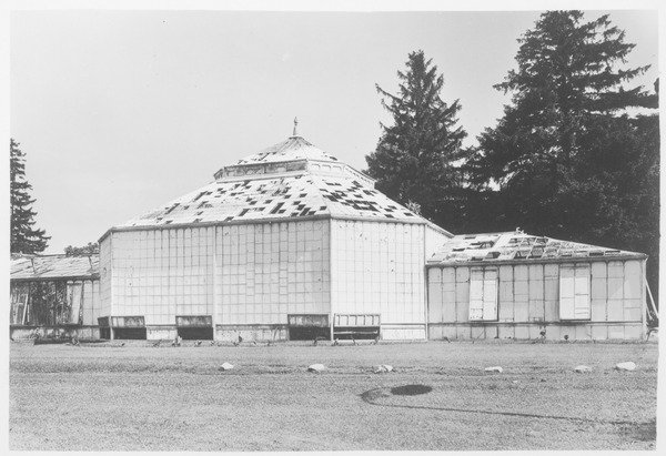 Durfee Plant House, undated.