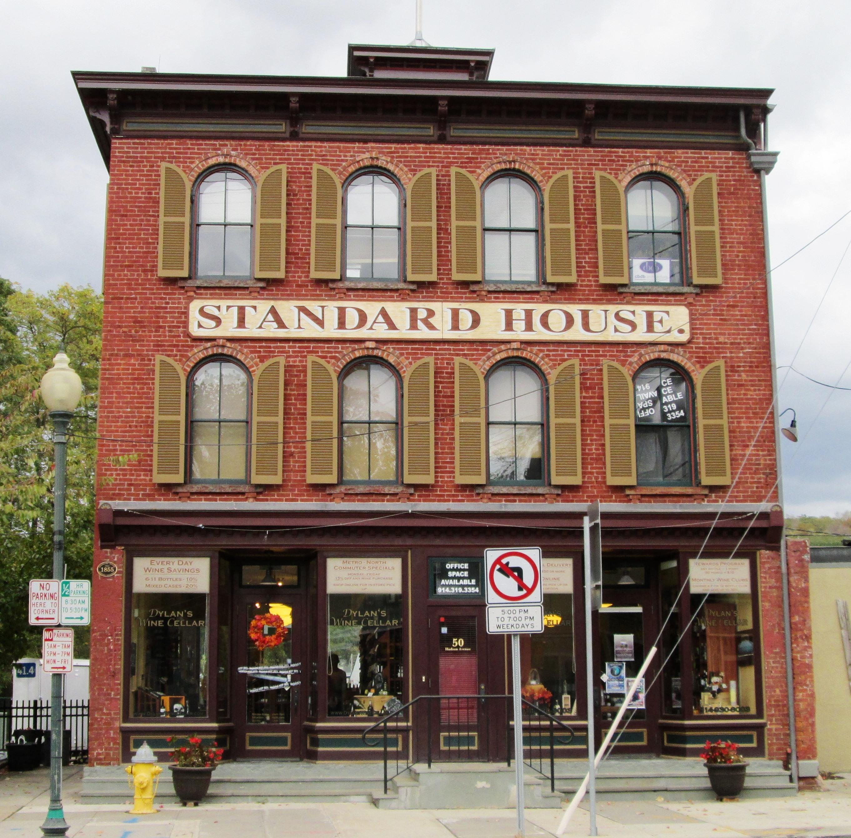 Standard House Exterior