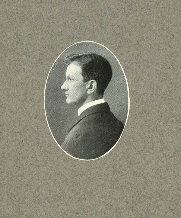 Kenyon L. Butterfield, ca. 1906.