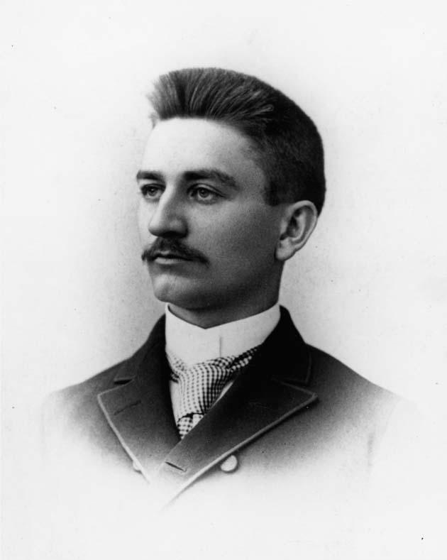 Herbert H. Dow, age 22