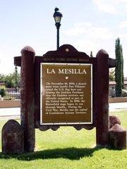 Mesilla became the capital of the Confederate Arizona Territory