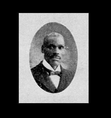 Reverend Nelson Barnett, unknown date