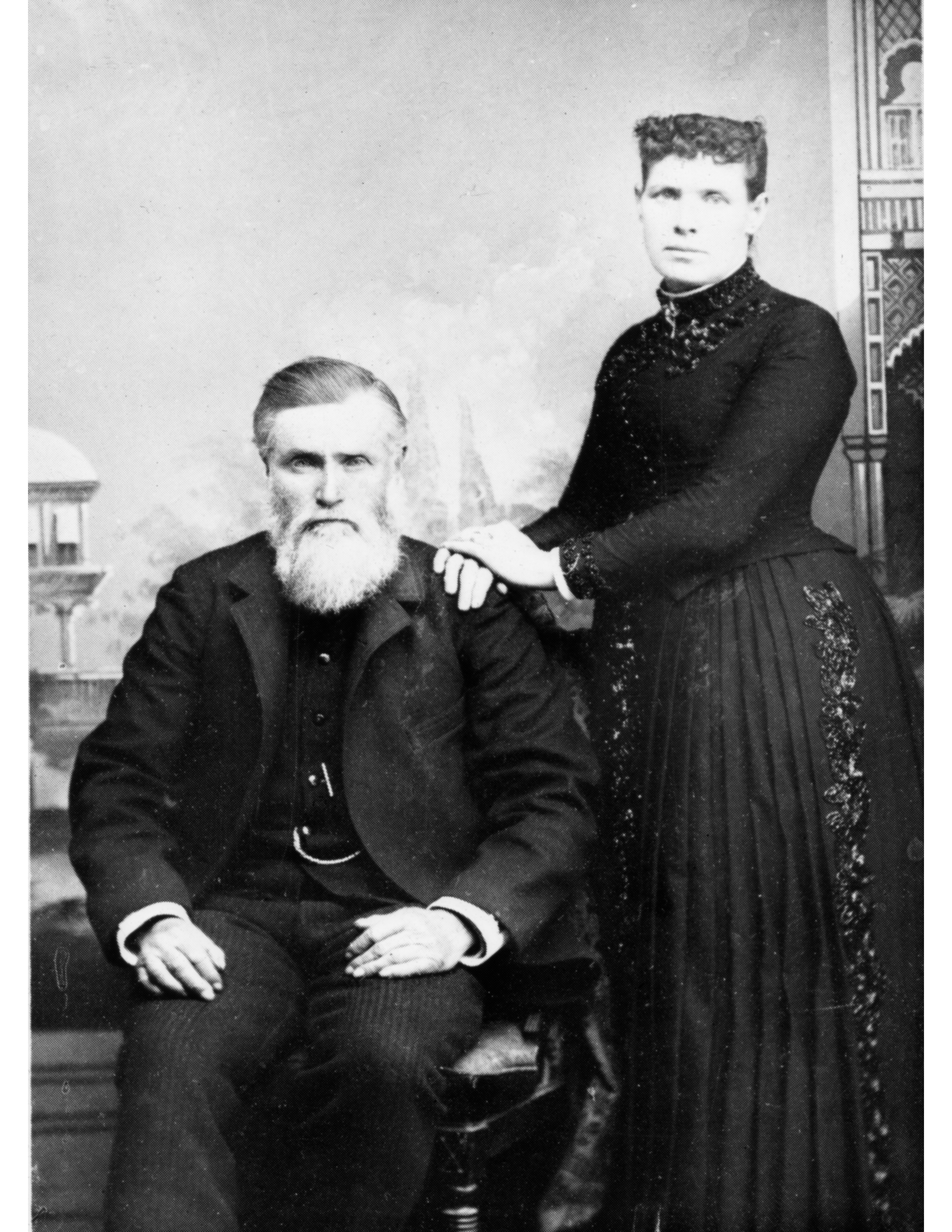 Samuel and Elizabeth Brantner
