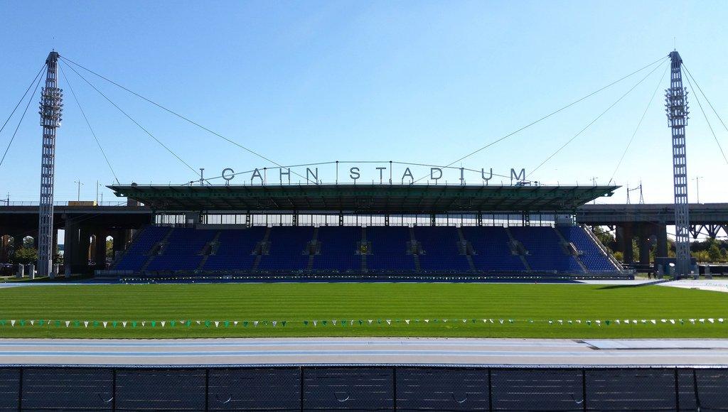 Icahn Stadium at Randall's Island Park