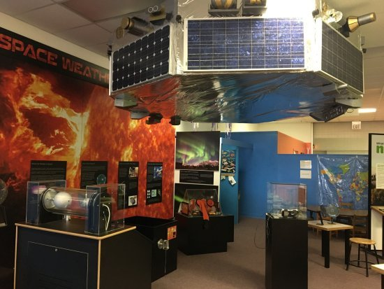 Eureka! Science Center. Credit: Spark! Imagination and Science Center