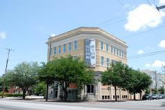 The Ralph Mark Gilbert Civil Rights Museum is located in a historic 1914 bank building.