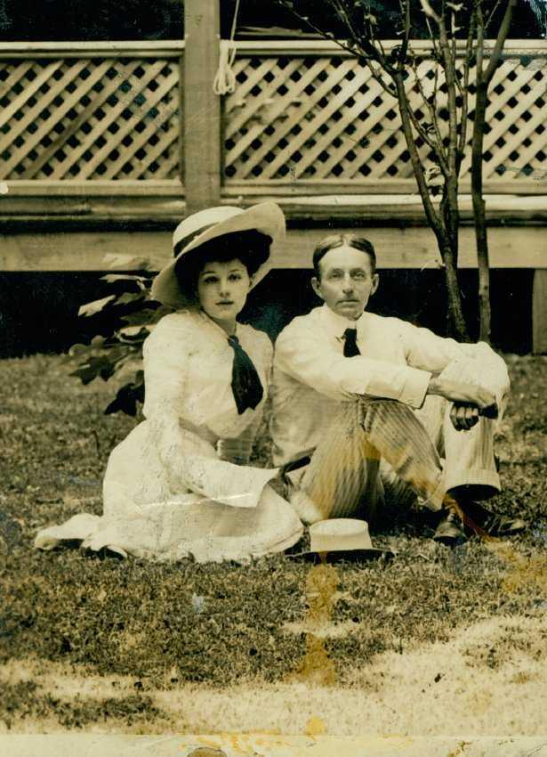 Fritzi Scheff and John Fox Jr.