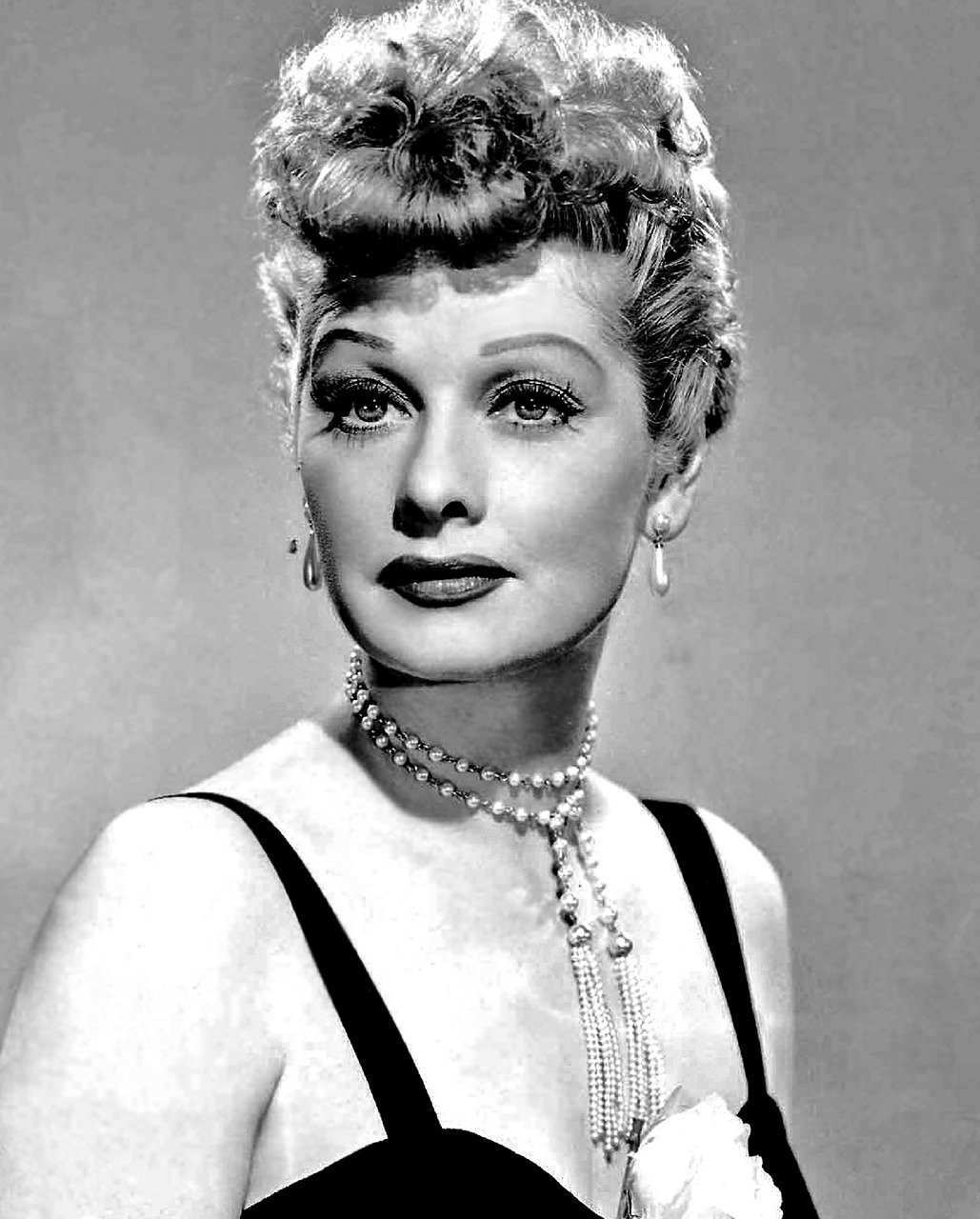TV Guide has said that Lucille Ball has been seen by more people than any other person.