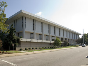 The State Library of North Carolina was founded in 1812. The North Carolina Office of Archives and History is located here as well.