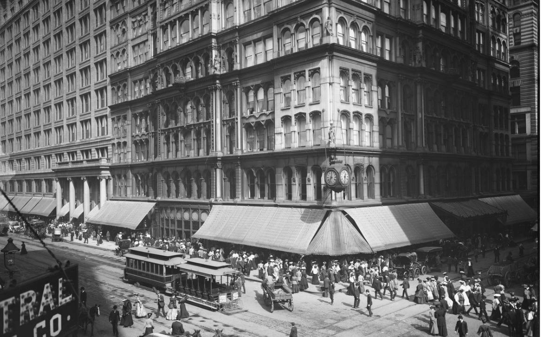 Marshall Field's, about 1905